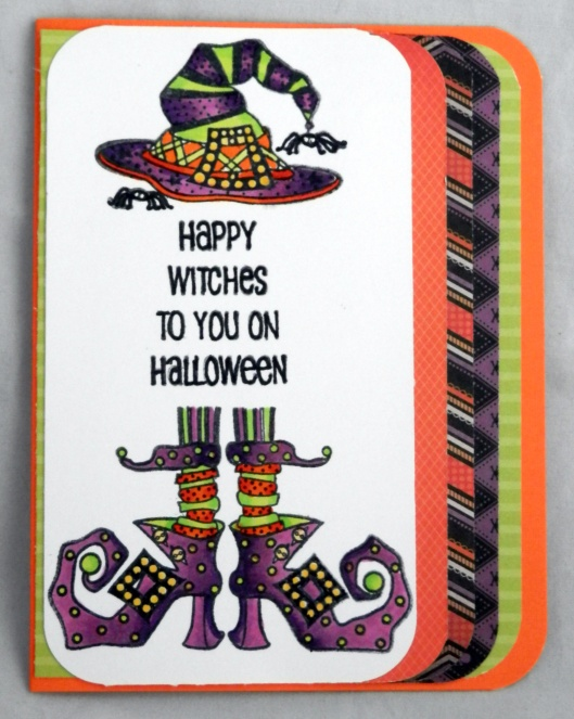 Happy Witches