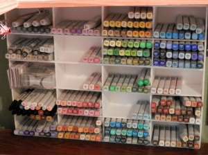 copic refill storage